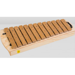 Serie 1000 med Grillodur sopran-xylofon SXG 1000