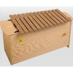 Serie 1000 med Grillodur bas-xylofon BXG 1000
