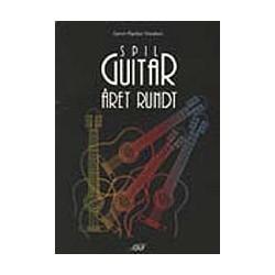 Spil Guitar Året Rundt (med CD)