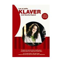DVD -  Lær at spille klaver med Sascha Dupont