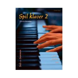 SPIL KLAVER 2 af Christian Bennedsen.