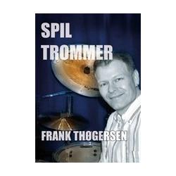 SPIL TROMMER DVD på Dansk med Frank Thøgersen