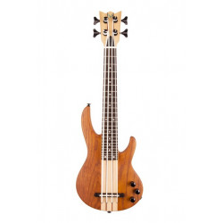 Electric Bass Ukulele with pickup system and Volume and Tone controls. A killer for all bass players.