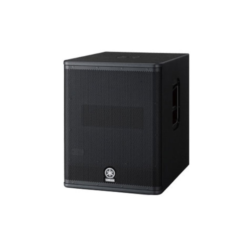 yamaha dxs15 15 aktiv subwoofer john godtfredsen musik. Black Bedroom Furniture Sets. Home Design Ideas