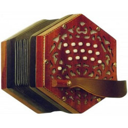 Stagi W15-MS  Anglo - Concertina - Diatonisk