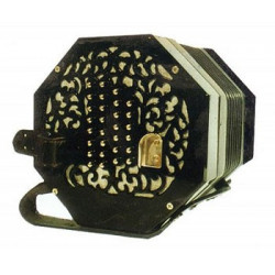 Stagi A56-N  English - Concertina - Chromatic