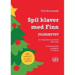 Spil klaver med Finn - JULEHÆFTET