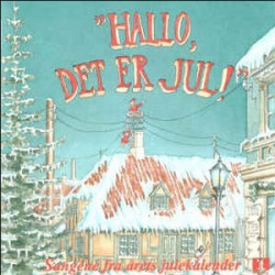 Hallo, det er jul!