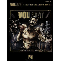 Volbeat Seal The Deal & Let`s Boogie