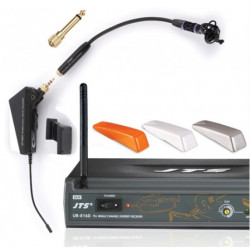 Harmonika Mikrofon / Guitar  System Trådløs