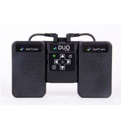 Air Turn Duo : Pedal Board BT-106 Controller med ATFS-2 Pedals
