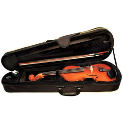 Gewa Allegro Violin set ½  Complet m/etui m/bue m/harpiks