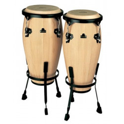 Wood Congas 8''+9'', Natural
