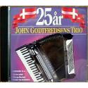 25 år John Godtfredsen Trio CD
