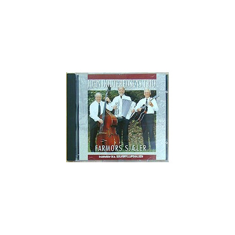 Farmors Sjæler - John Godtfredsen Trio (CD)