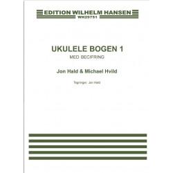 UKULELE BOGEN 1, MED BECIFRING