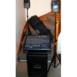 Brugt Yamaha EMX3000