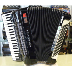 Brugt Excelsior Pianoharmonika 940