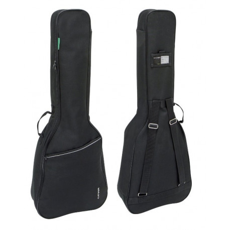 GEWA Gitarren Gig-Bag Economy 12 Classic 4/4 Sort