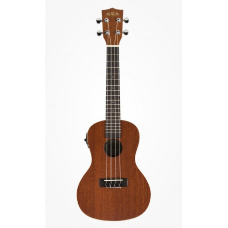 Kala Concert Mahogany Ukulele m/pick-up m/bag