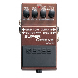 Demo model Boss OC-3 Pedal