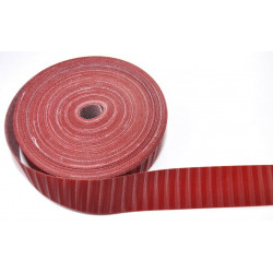 Bælgbånd Rød