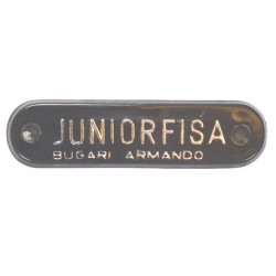 Logo Bugari Juniorfisa
