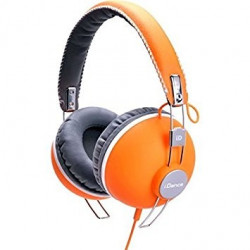 Hipster Lifestyle Dj Headphones