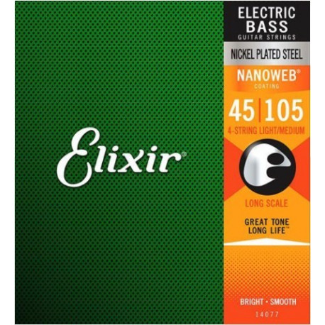Elixir Electric Bass