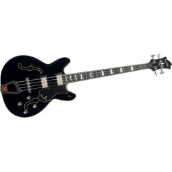 Hagström Viking Bass Black