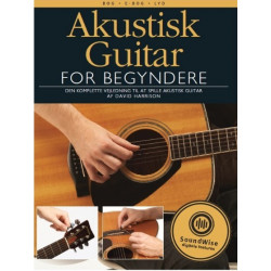 Akustisk Guitar For Begyndere