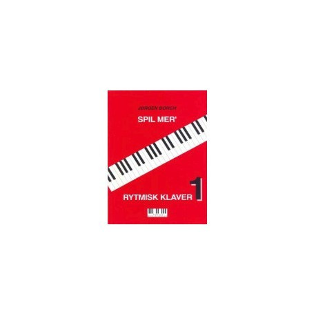 Spil Mer' Rytmisk Klaver 1