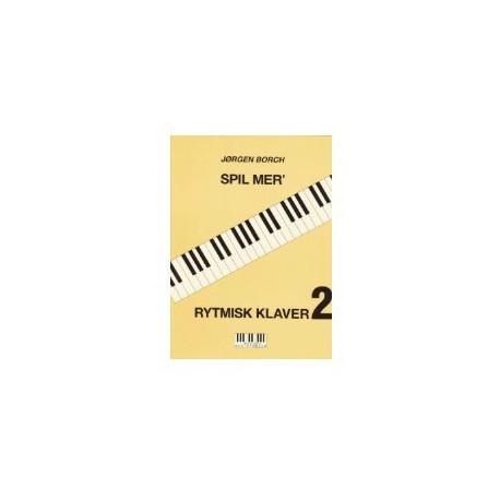 Spil Mer' Rytmisk Klaver 2