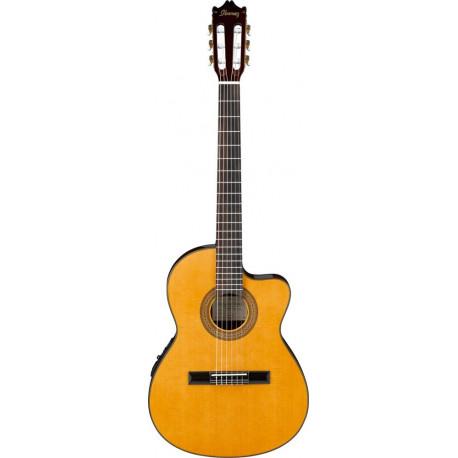Ibanez GA5TCE-AM Klassisk Guitar m. mik.