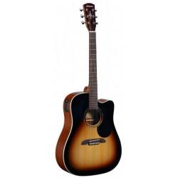 Alvaretz RD26CESB Western Guitar