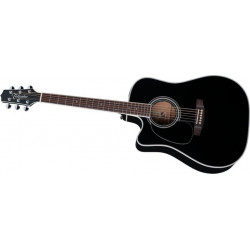 TAKAMINE EF341SC-LH dreadnought Left Hand