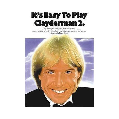 It's easy to play Clayderman 2