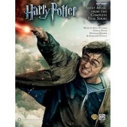 Harry Potter Easy Piano Noder