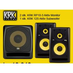 KRK RP-10 + 12S