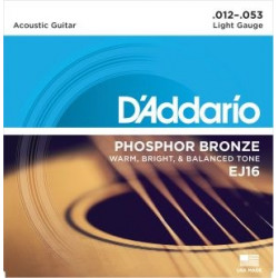 D'Addario Acoustic Guitar