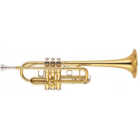 Yamaha YTR-4435G, Bb semi-prof. Yellow Brass
