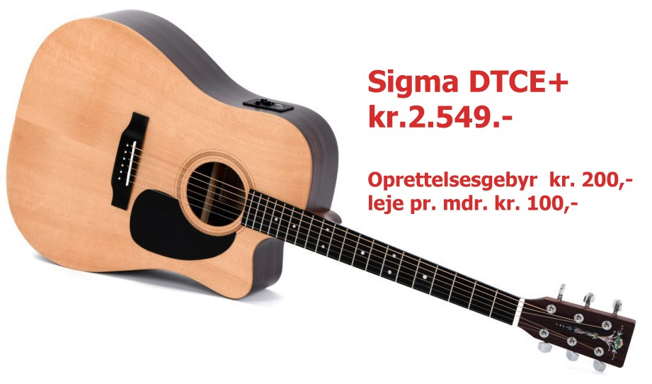 Sigma DTCE+