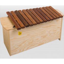 Serie 1000 compact line NY bas-xylofon BX 1000