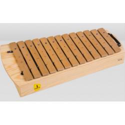 Serie 1000 med Grillodur alt-xylofon AXG 1000