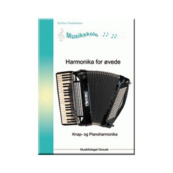 MUSIKSKOLE - Harmonika for øvede