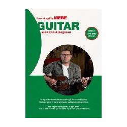 DVD - Lær at spille MERE guitar.