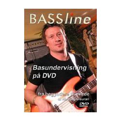DVD - BASSline Basundervisning på dansk.