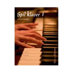 SPIL KLAVER 1 af Christian Bennedsen.