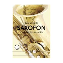 Lær at spille saxofon - med danske melodier