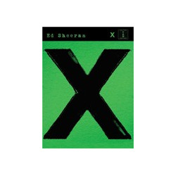 Ed Sheeran X med guitar TAB